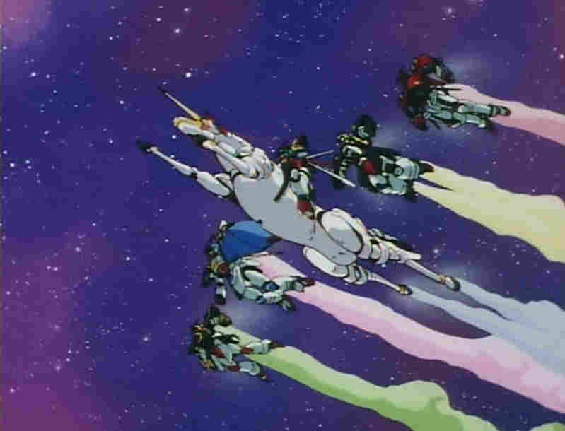 Mobile fighter g gundam episode 49 and final thoughts for Domon canada