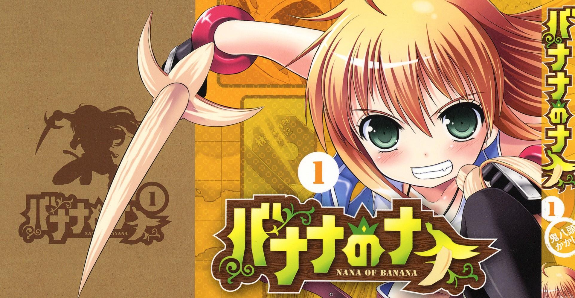 Kết quả hình ảnh cho Banana no Nana anime