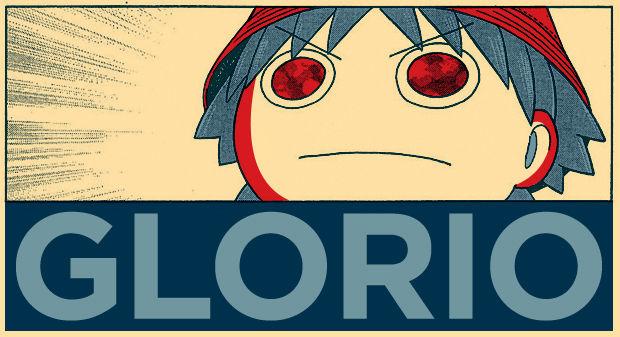 Glorio chat represent