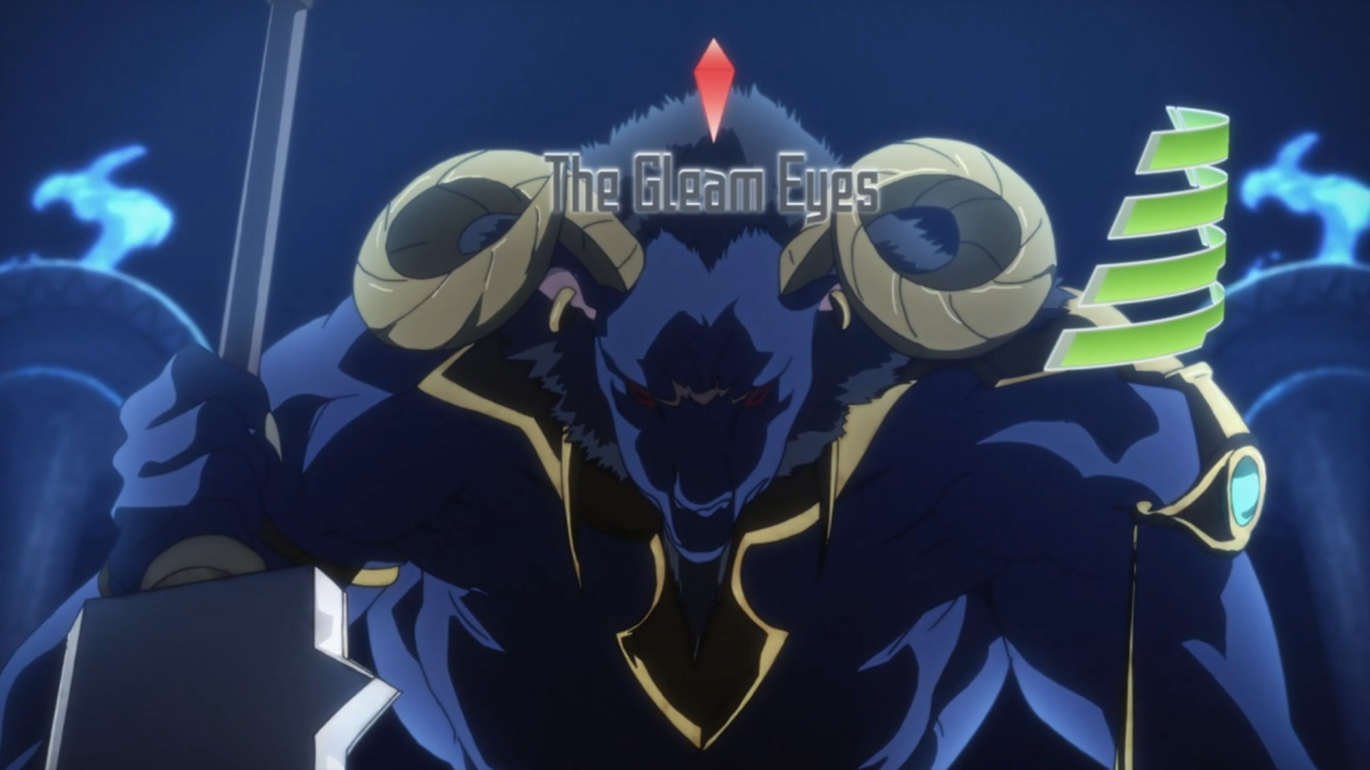 Sword art online episode 8 the glorio blog for Floor 100 boss sao