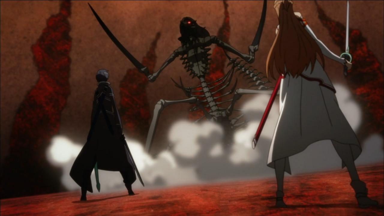 Sword Art Online Episode 13 The Glorio Blog