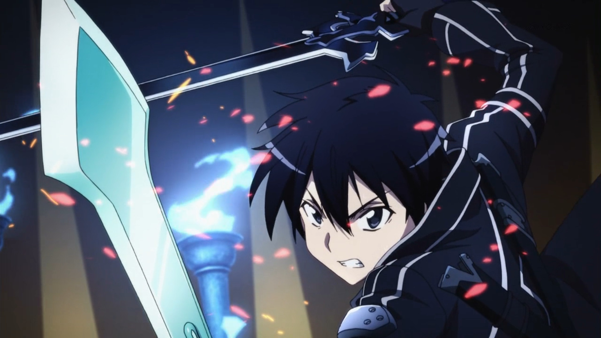 Sword Art Online Episode 9
