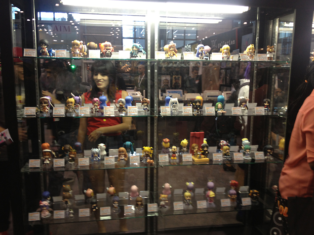 They brought all the nendoroids