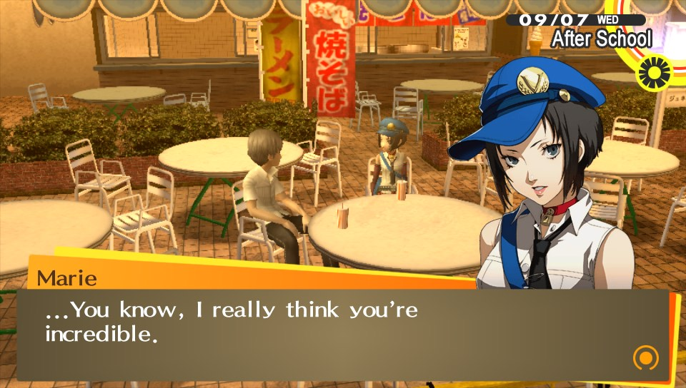 Persona 4 golden dating