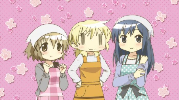 Rent Hidamari Sketch X Hoshimittsu Episode 12 And Other