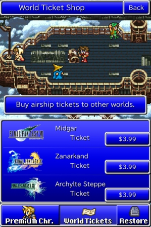 A game so nice you'll buy it thrice!