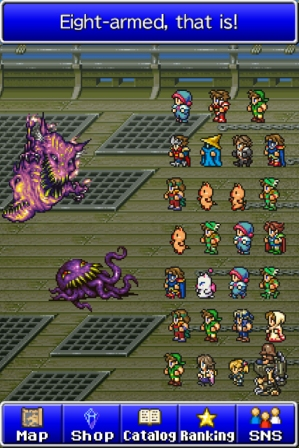 Can you tell FFVI is my favorite?
