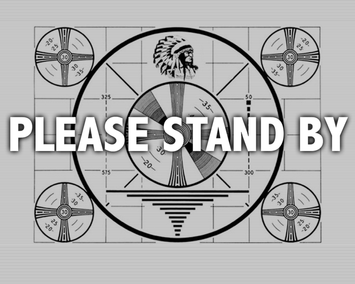 We interrupt this broadcast due to technical stupidities.
