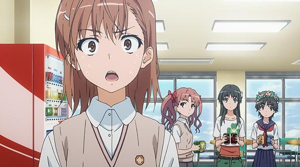 Is Uiharu keeping those drinks warm?
