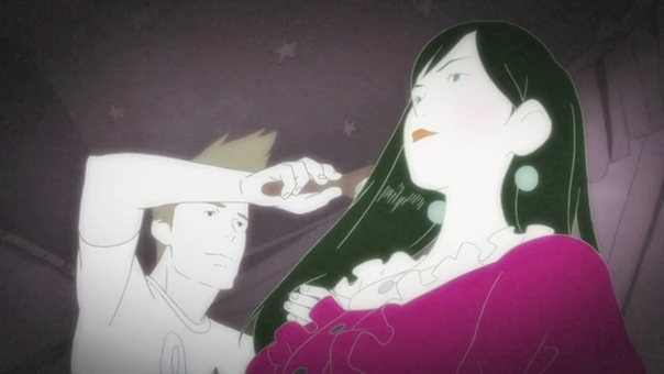 Kaori was my favorite character