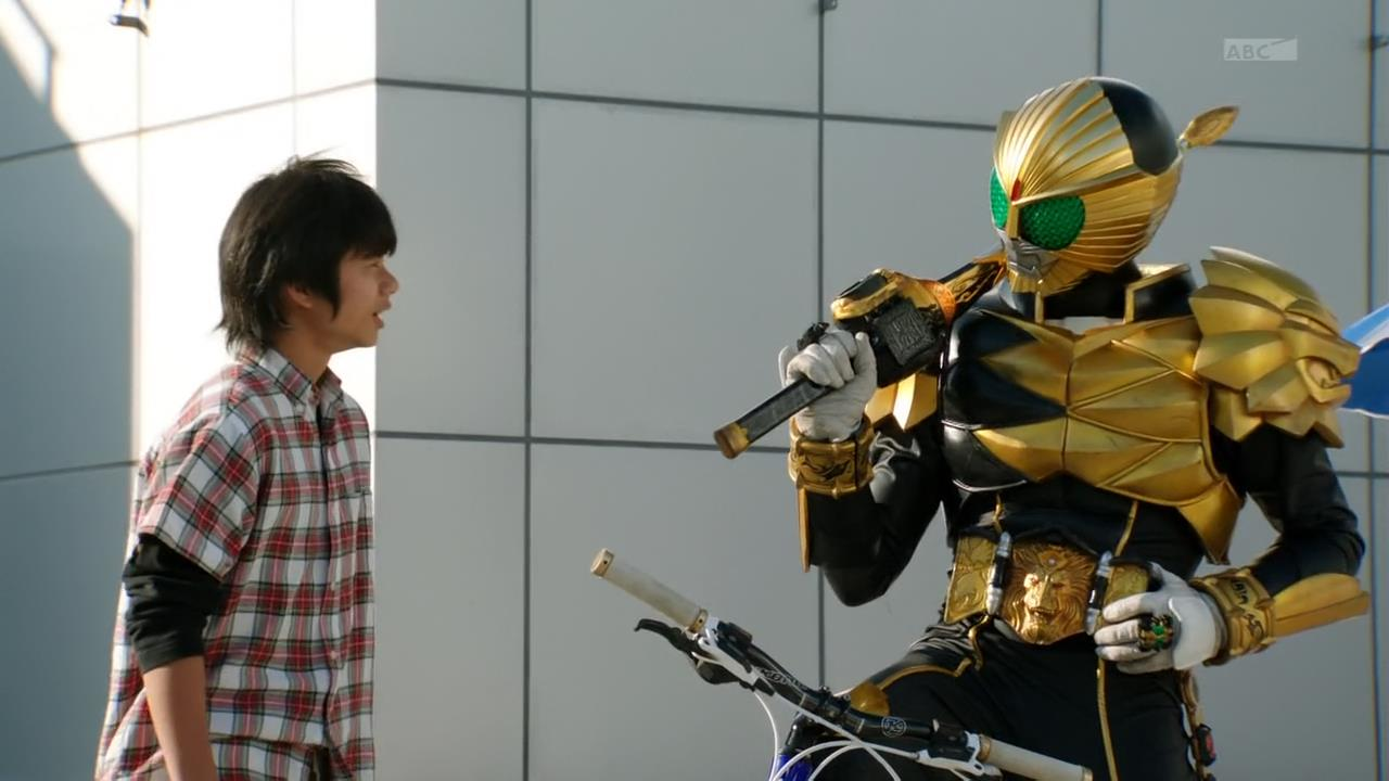 Kamen Bike Rider Wizard Episode 40 | The Glorio Blog