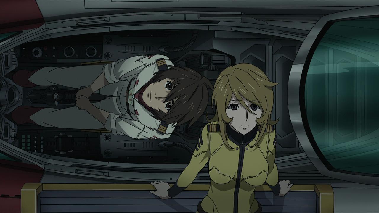 Space battleship yamato 2199 hentai