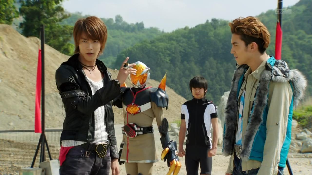 Kamen Rider Wizard Episode 41 | The Glorio Blog