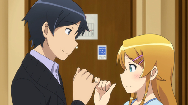 Was this another shot at Chuunibyou?