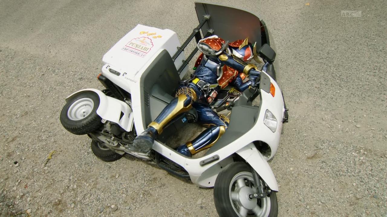 Kamen Rider Gaim Episode 2 The Glorio Blog