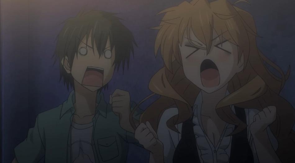 Golden time 22 episode : Happy ending 2014 film