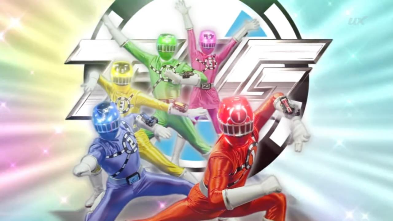 first look  ressha sentai toqger