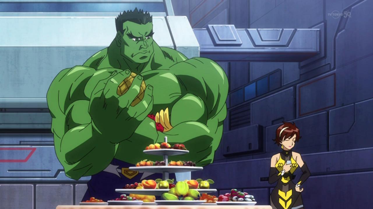 hulk super hero