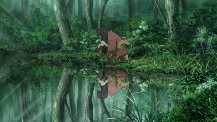 Picking your favourite Mushishi screenshot is like picking a favourite child.