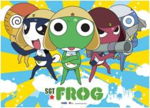 Sgt._Frog_Poster
