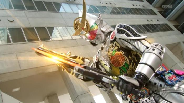 Kamen rider w final episode - Prison break season 3 107