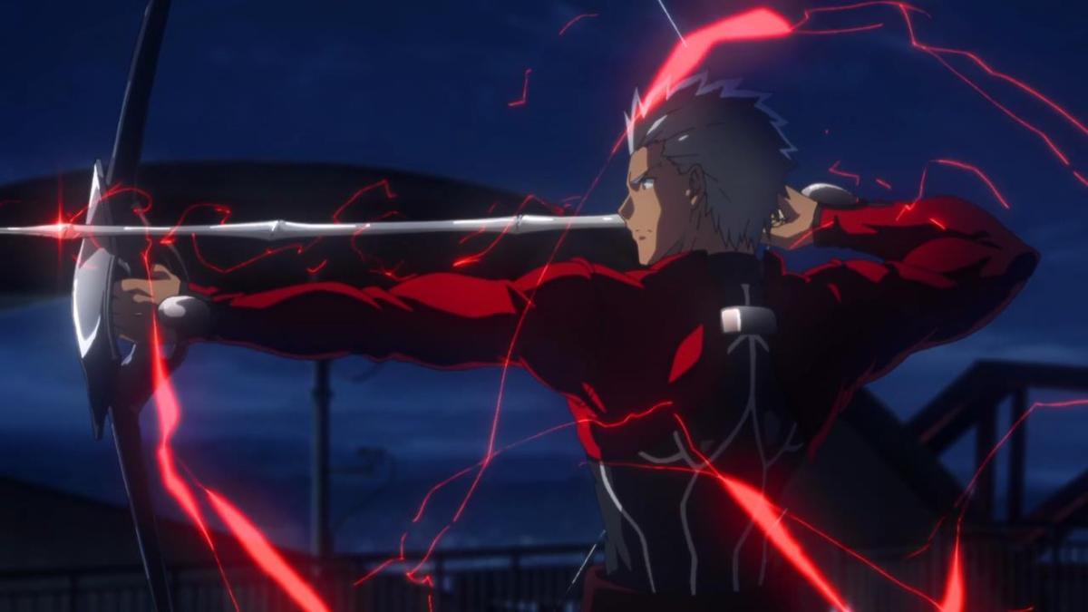 Image result for fate servants archer