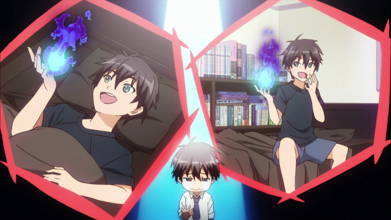 Anime Characters Powers : First look when supernatural battles became commonplace