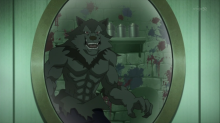 Garo - Never invite a werewolf to a paintball party.