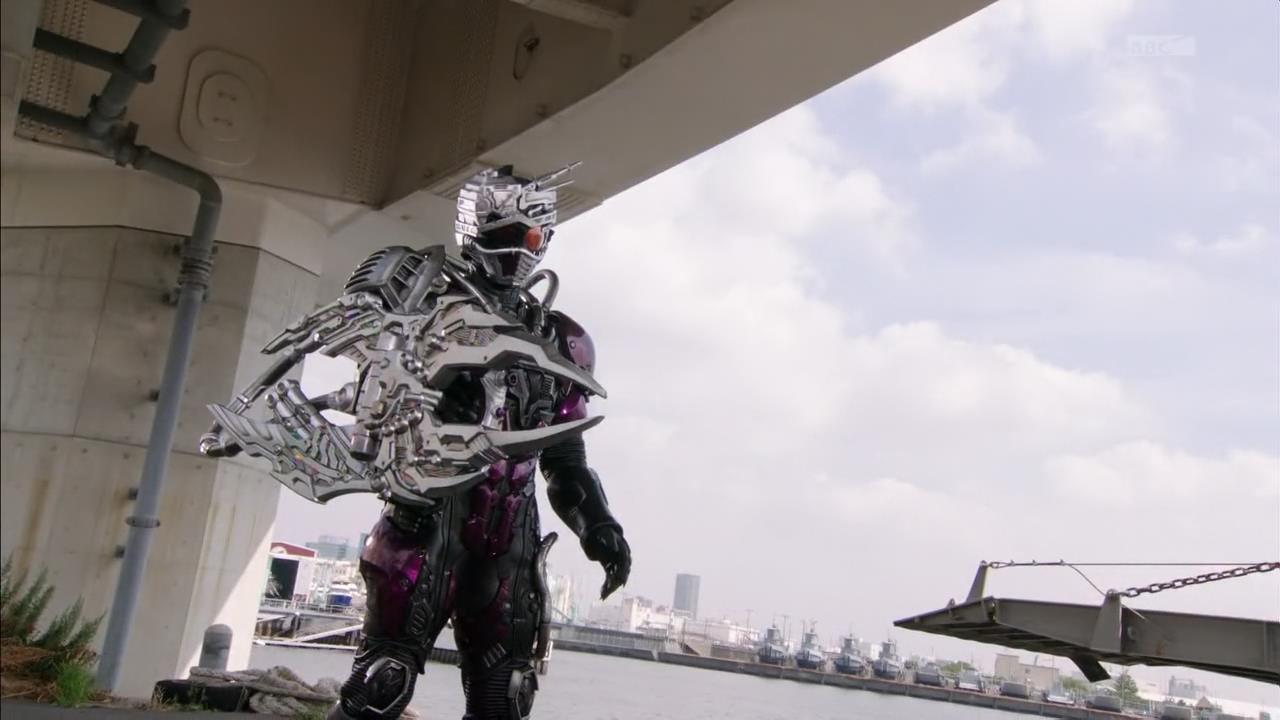 Kamen Rider Drive Episode 5 | The Glorio Blog