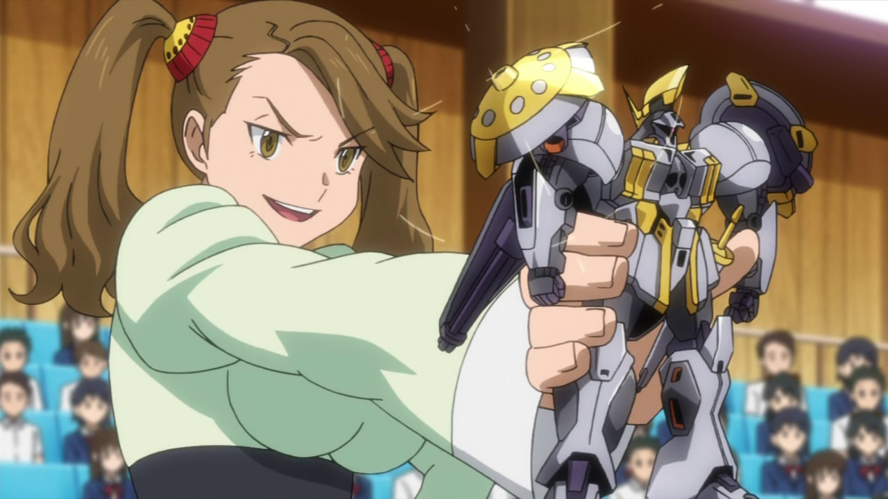 Gundam Build Fighters Try Episode 8 | The Glorio Blog
