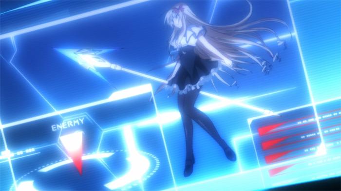 "Gungnir: Anime's go-to mythological spear for slaying ""enermies"""