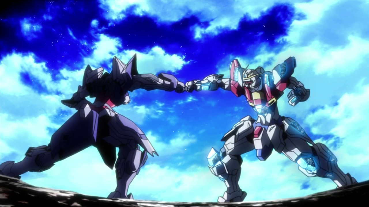 Gundam build fighters try episode 19 the glorio blog for Domon gundam build fighters