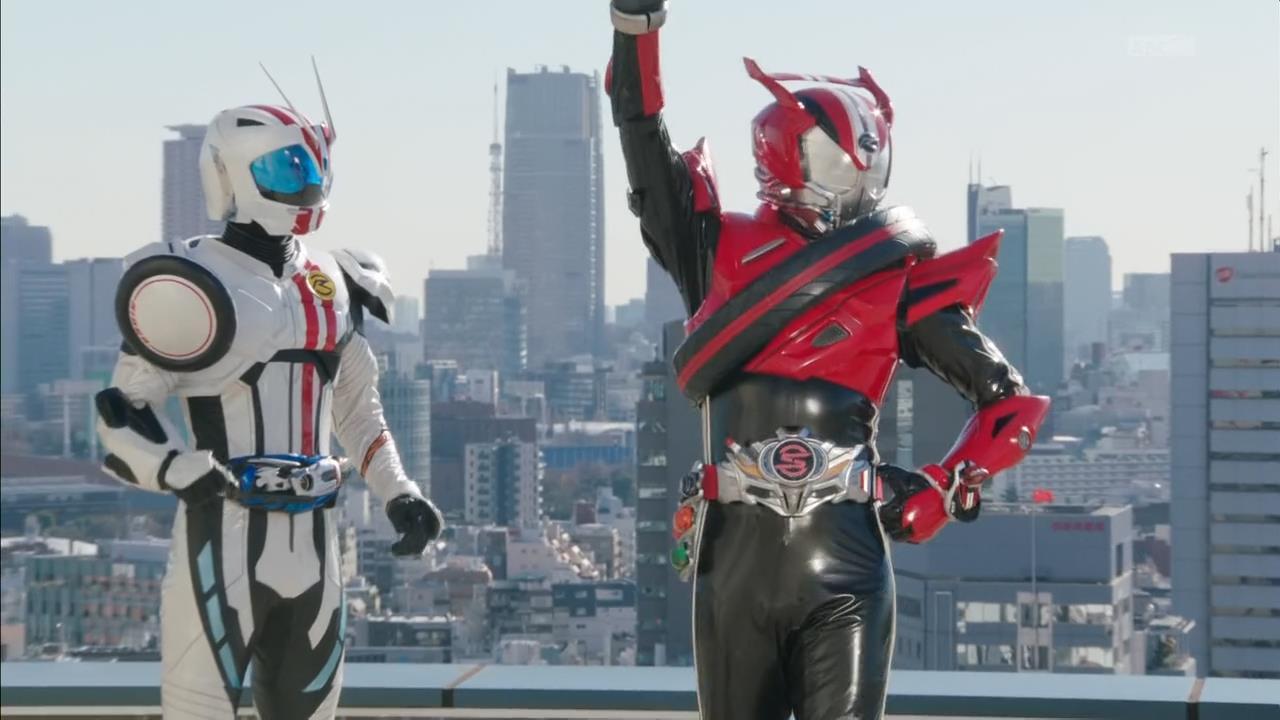Kamen Rider Drive Episode 20 | The Glorio Blog