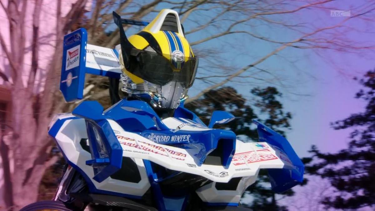 Kamen rider drive Episode 42 Raw