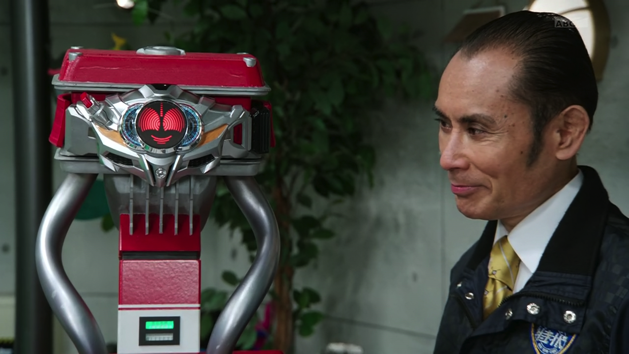 Kamen Rider Drive Episode 25 | The Glorio Blog
