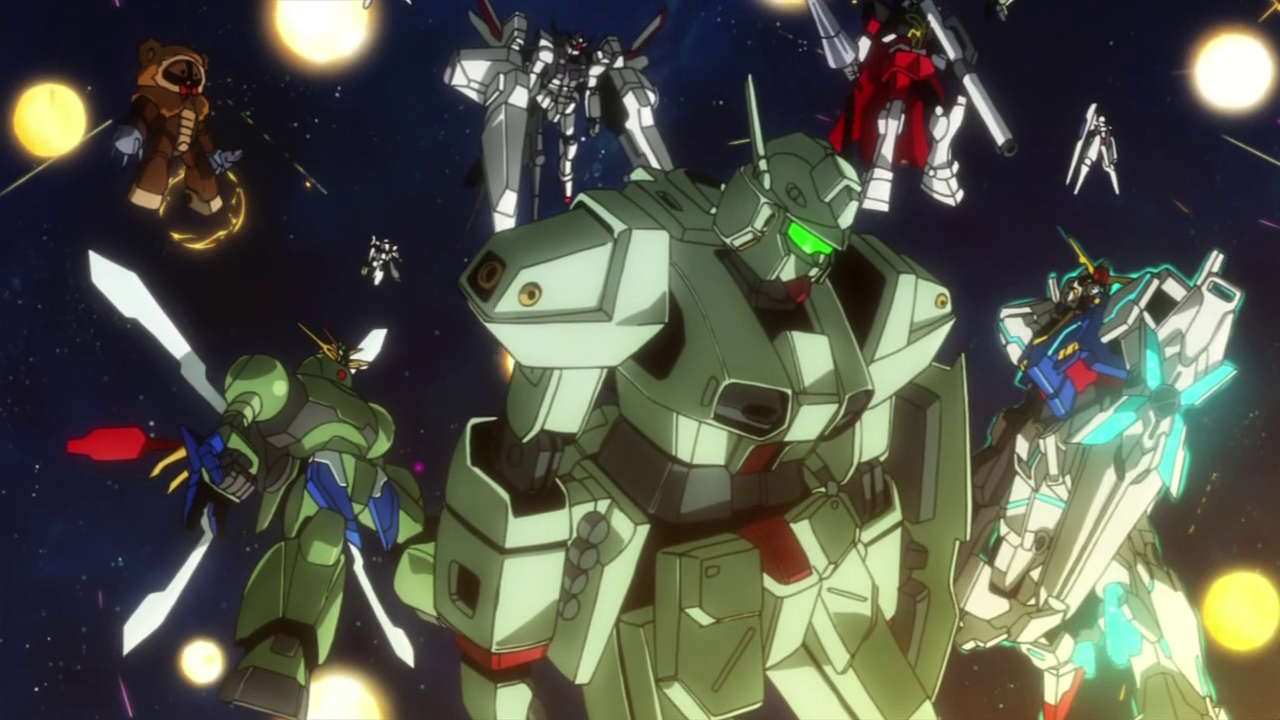 Gundam build fighters try episode 25 and final thoughts for Domon gundam build fighters