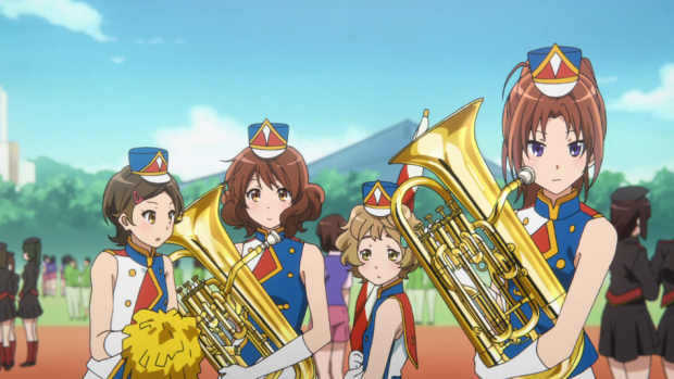 Image result for anime sound euphonium