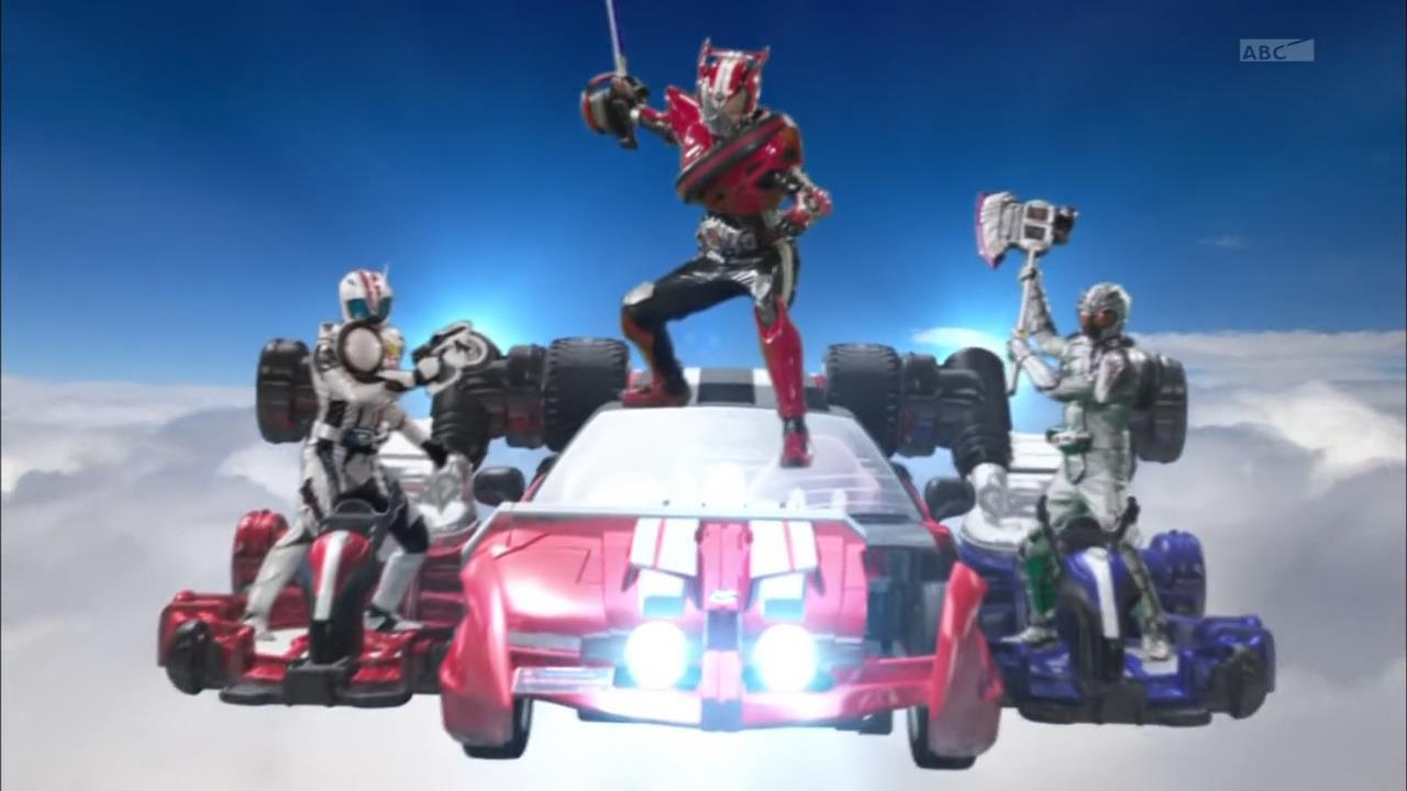 Kamen Rider Drive Episode 27   The Glorio Blog