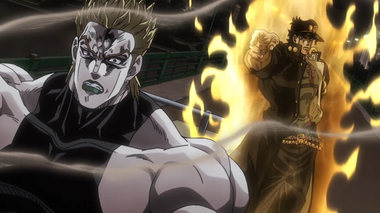 JoJo: Stardust Crusaders Episode 45-48 | The Glorio Blog