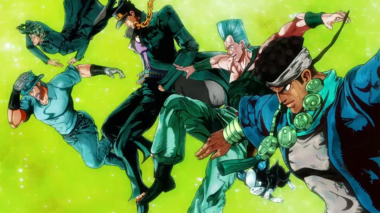 Nearly Three Years Since The Start Of New JoJo Anime And Over A Year World Famous Stardust Crusaders Arc Things Finally Come To