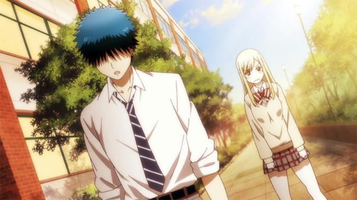 Yamada-kun and the Sev...