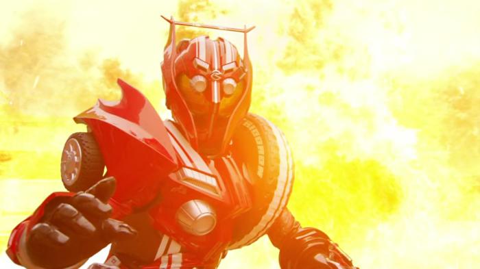Kamen Rider Drive Episode 36 | The Glorio Blog