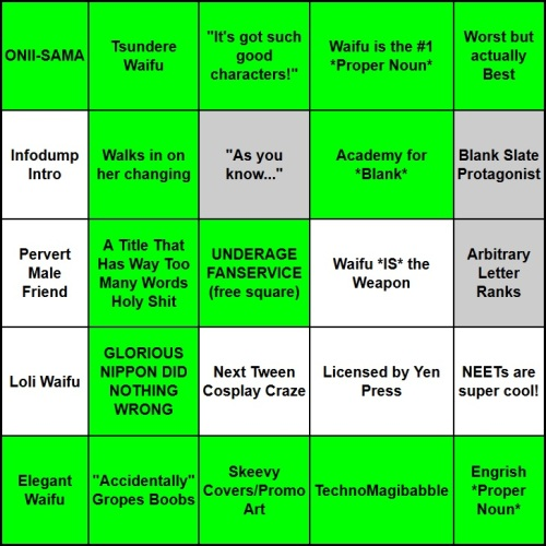 antimagic bingo