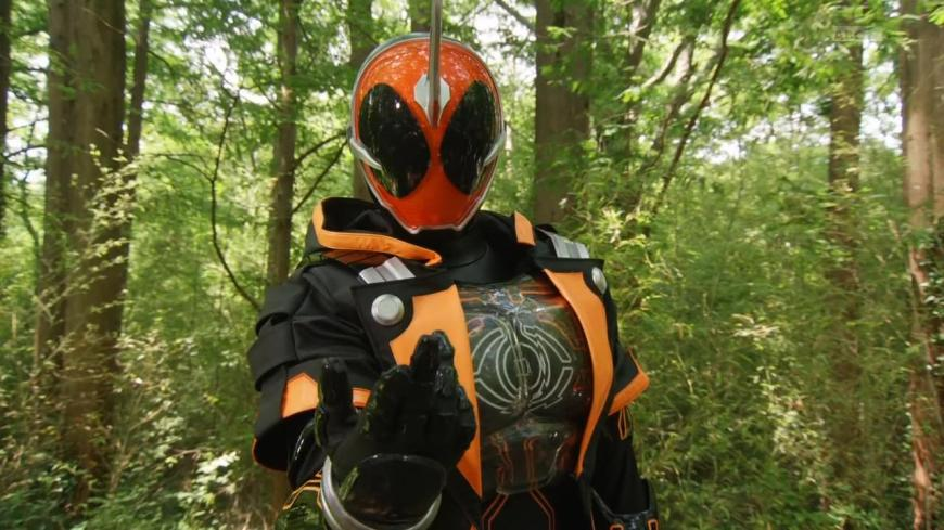 Image result for KAMEN RIDER GHOST CAST