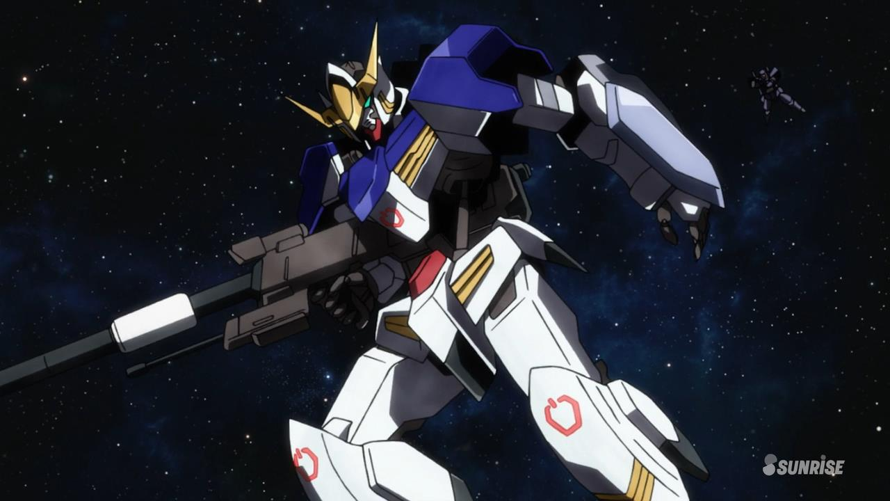 Mobile Suit Gundam Iron-Blooded Orphans: Episode 5 | The