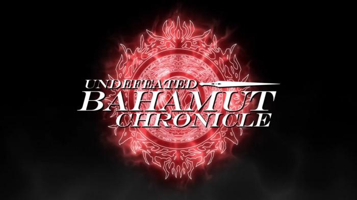 Bahamut's title card
