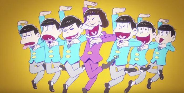 osomatsu dance