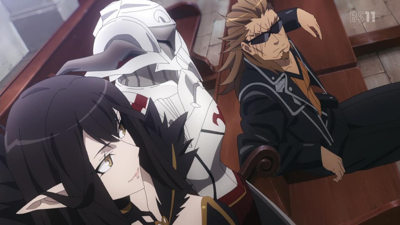 Fate/Apocrypha Episode 2   The Glorio Blog