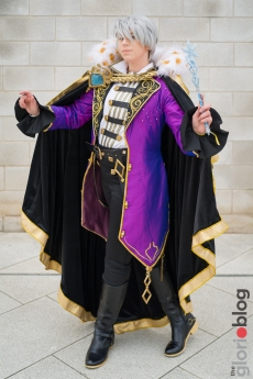 With Caildron of Mischief Cosplay