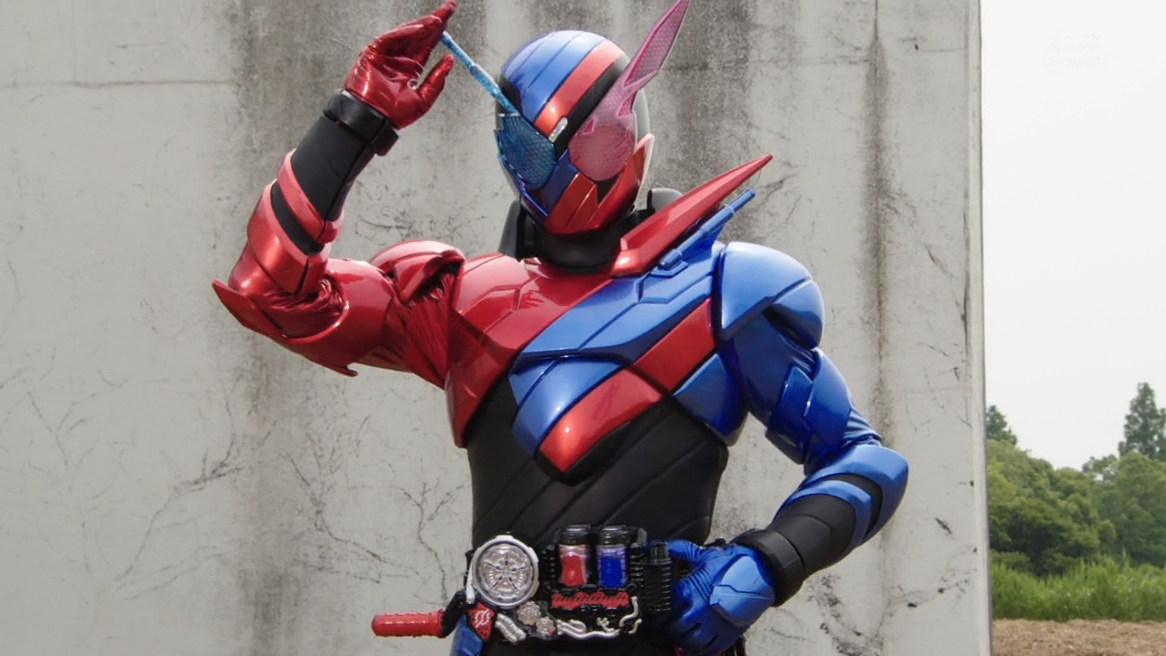 First Look: Kamen Rider Build | The Glorio Blog